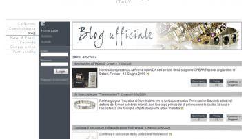 Nomination, nasce la community blog dei gioielli in acciaio e oro
