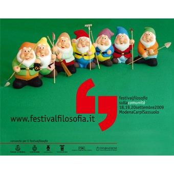 Al FestivalFilosofia di Modena 200 appuntamenti in tre giorni sulla comunità