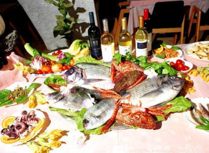 Consumi: Coldiretti, a tavola crolla pesce (-10%) ma sale tutto il resto