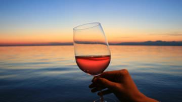 """Mercoledì 22 luglio alla Città del gusto di Roma """"I Drink Pink"""", Grande Degustazione di vini Rosati"""