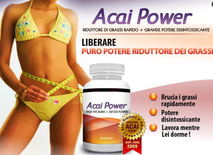 Acai Berry e Free Life Cleance. Difendiamoci dalla truffa dell'estate