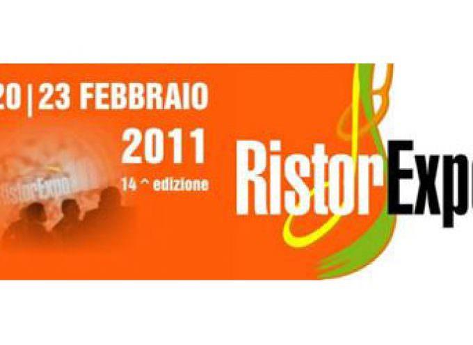 Ristorexpo: XIV edizione del salone dedicato ai professionisti della ristorazione