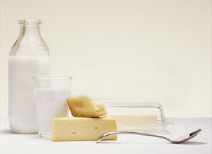 Il mercato europeo in controtendenza, si vivacizzano gli acquisti dei derivati del latte