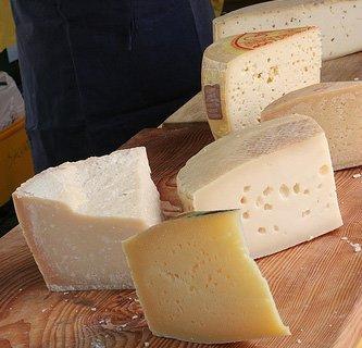 La dieta del formaggio: cinque porzioni al giorno contro i chili di troppo