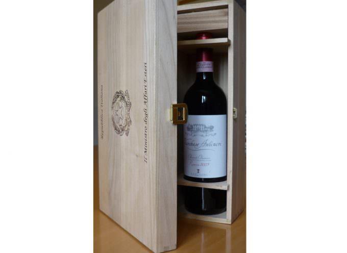 Le grandi firme del vino diventano ambasciatrici del Made in Italy