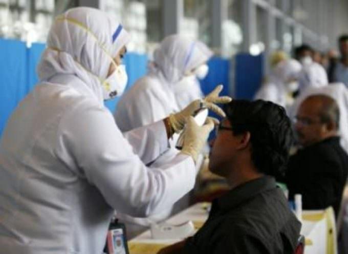 Stati Uniti: boom di volontari ai test per il vaccino anti influenza suina