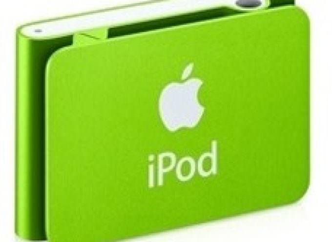 Esplode un Ipod, la Apple impone il silenzio