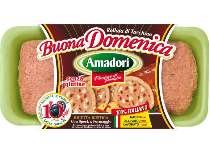 Rollate, hamburger e salsicce: Ecco i nuovi prodotti Amadori senza glutine