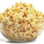 Calorie: pop-corn e bibite sono peggio del cibo da fast food