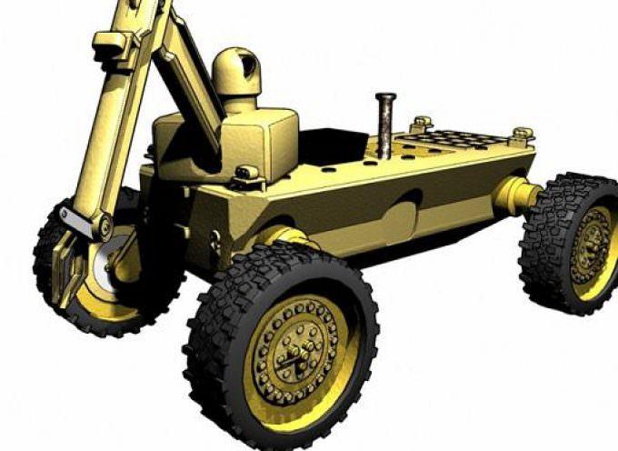Cadaveri al posto di benzina: in Afghanistan arriva EATR, il robot mangia uomini