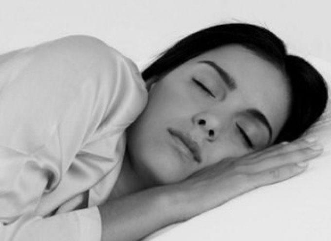 I cinque cibi del buon riposo