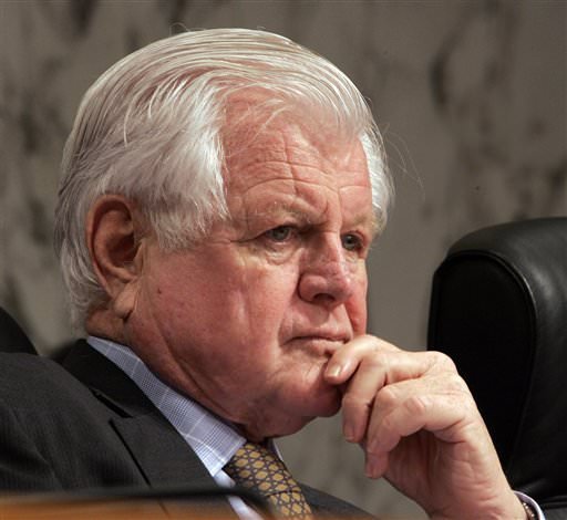 Le parole di Napolitano per la morte di Ted Kennedy