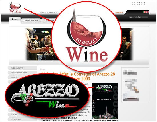 ArezzoWine, business to business & consumer!