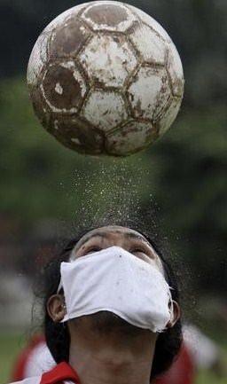 L'influenza A ed il mondo del calcio