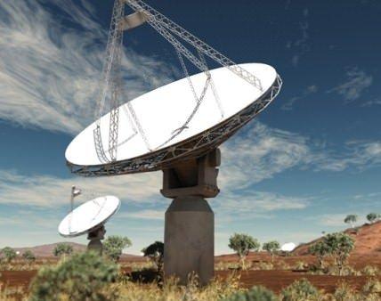 SKA, il radiotelescopio che ascolta gli alieni