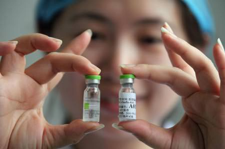 Influenza A: dalla Cina ecco Panflu, il primo vaccino monodose