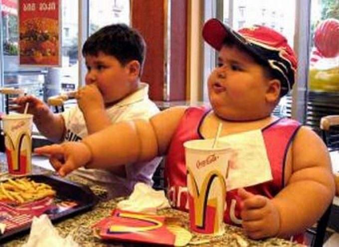 L'obesità è una malattia contagiosa