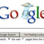 Google ed il logo Ufo: mistero svelato