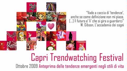 Capri TrendWatching Festival