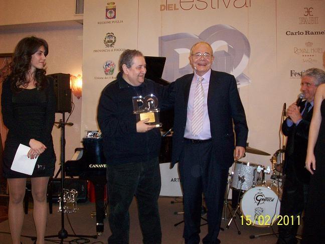 """Sanremo: Debutto del Premio """"Dietrolequinte"""""""