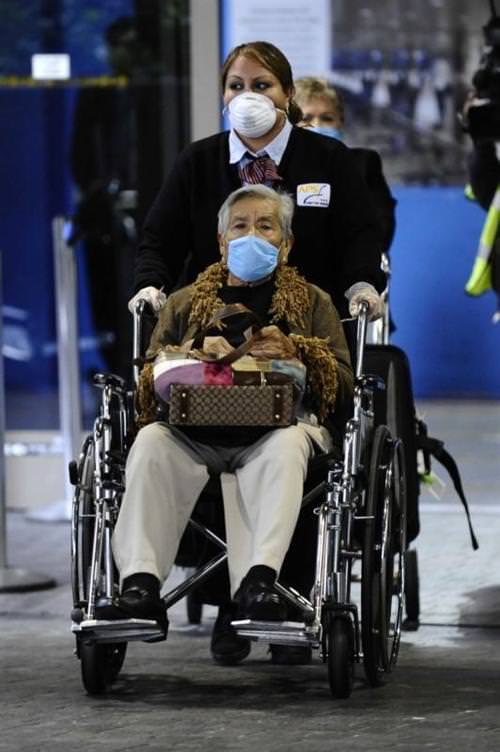Influenza A, gli anziani sono più protetti