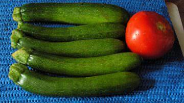 Fregola con arselle e verdure