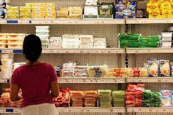 Inflazione: Confagricoltura, prezzi al consumo degli alimentari in aumento