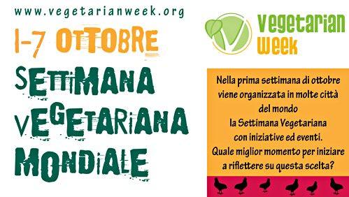 Settimana Vegetariana Mondiale