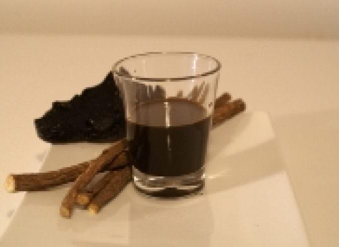 """Il liquore di liquirizia, """"anima nera"""" calabrese"""