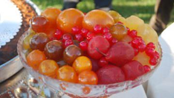 A Natale ritorna la tradizione della frutta candita Agrimontana