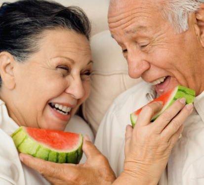 Alimentazione sana: I più ligi sono gli anziani!