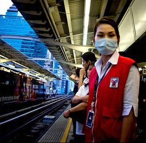 Influenza A, i treni fanno paura