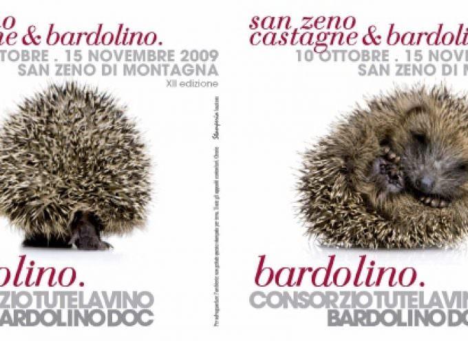 San Zeno: Castagne e Bardolino