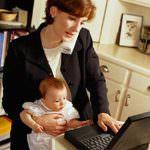 Se la mamma lavora part-time, il bambino mangia meglio