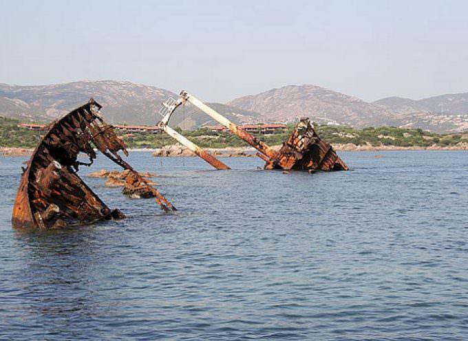 Fusti radioattivi nella nave dei veleni a Cetraro