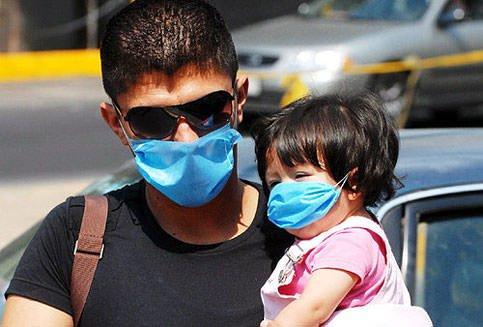 Influenza A: cinque gesti per proteggere i bambini
