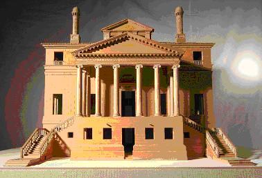 Palladio, el Arquitecto (1508-1580)