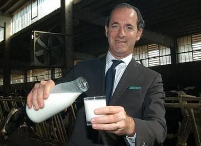 Quote latte: Chi sono i 67 beneficiari della legge di Zaia?