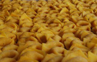 X-PERIENCE: a Bologna, tortellini virtuali e mangiate reali