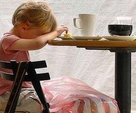 Caffè: dato ai bambini fa male alla salute