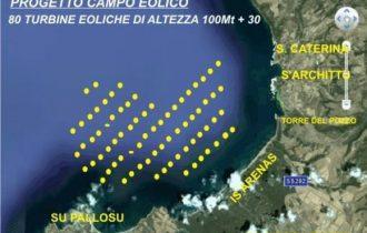 Parco eolico Is Arenas, il no dell'Italia dei Diritti
