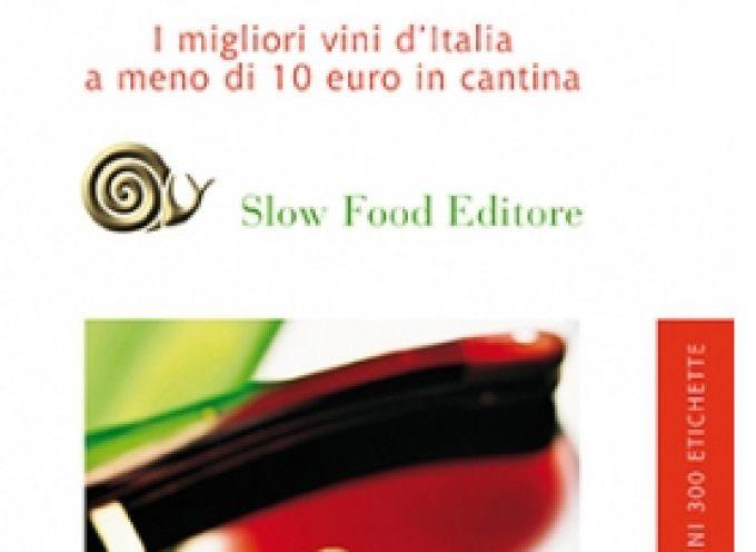 Slow Food a Wine Show presenta la Guida al vino quotidiano 2010
