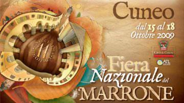 Cuneo: Fiera Nazionale del Marrone