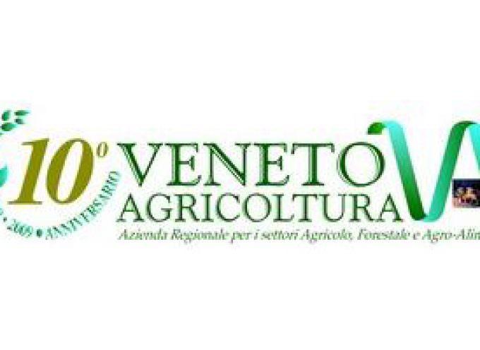 Legnaro (PD): Veneto Agricoltura compie 10 anni