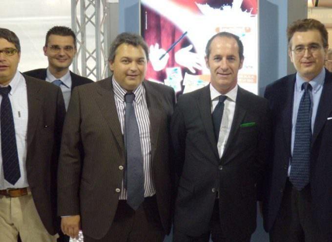 Il Ministro Zaia visita In.Al.Pi. ad Anuga, Colonia