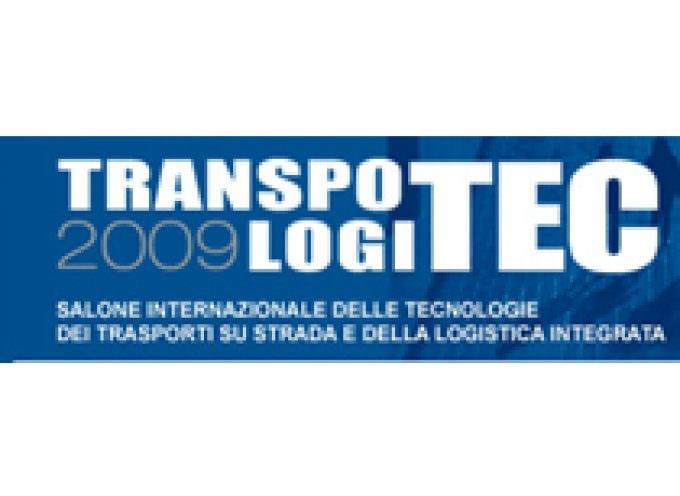 Fiera Transpotec Logitec Milano