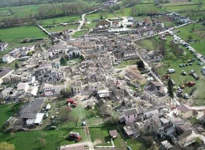 Terremoto: un concreto sostegno alle aziende agricole