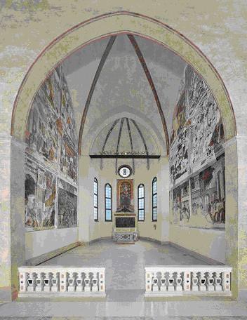 """Andrea Mantegna: gli affreschi della Cappella Ovetari a Padova, un tesoro """"ritrovato"""""""