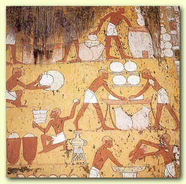 Il pane dell'antichità era più sano di quello attuale