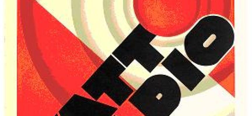 Pubblicità e Propaganda, Ceramica e Grafica Futuriste